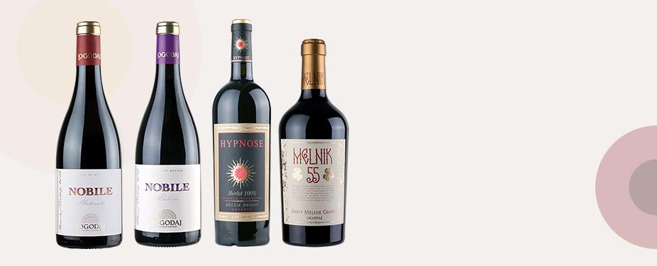 Селекция български вина Логодаж
