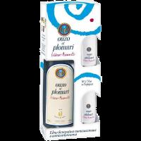 Узо Пломари + 2 чаши, 0.7 л