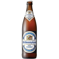 Бира Вайнщефан премиум баварска вайсбира, 0.5 л