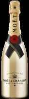 Шампанско Моет Брут Империал 3D Златна бутилка NV, 0.75 л