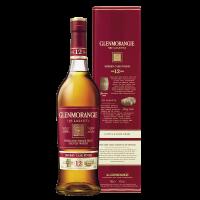 Уиски Гленморанджи Ласанта 12 г, 0.7 л