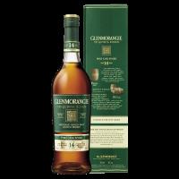 Уиски Гленморанджи Кинта Рубан 14 г., 0.7 л