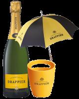 Шампанско Драпие Карт д`Ор Брут NV, 0.75 л