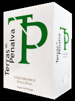 Террас де Пеналва бяло бег-ин-бокс, 5 л