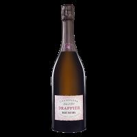 Шампанско Драпие Брут Натюр Розе NV, 0.75 л