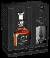 Уиски Джак Даниелс Сингъл Барел +1 чаша, 0.7 л