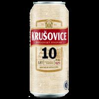 Бира Крушовице 10 КЕН, 0.5 л