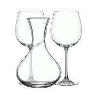Комплект Нахтман Вивенди Декантер Премиум + 2 чаши, 1 бр.