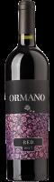 Ормано Червено 2017, 0.75 л