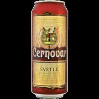 Бира Черновар светло лежак 4.9% КЕН, 0.5 л