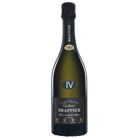 Шампанско Драпие Куатюр Блан де Катр блан NV, 0.75 л