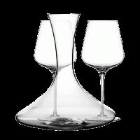 Комплект Нахтман Connoisseur Декантер + 2 чаши