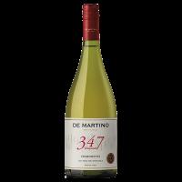 Де Мартино 347 Винярдс Шардоне 2017, 0.75 л