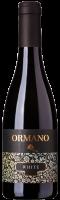 Ормано Бяло Органик 2018, 0.375 л