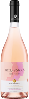 Хараламбиеви Троа Визаж Розе де Ноар 2019, 0.75 л