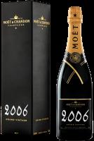 Шампанско Моет Гранд винтаж 2006 в кутия, 0.75 л