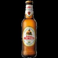 Бира Морети 4.6%, 0.33 л