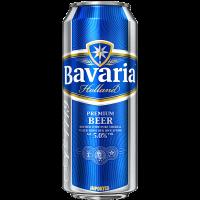 Бира Бавария Холандия 5.0% КЕН, 0.5 л