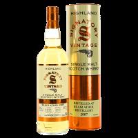 Уиски Сигнатори Блеър Атол 12 г. 43%, 0.7 л
