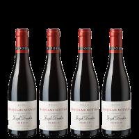 Комплект 4 бутилки Жозеф Дроен Божоле Нуво 2020, 0.375 л