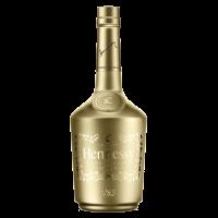 Коняк Хенеси V.S. Златна бутилка, 0.7 л