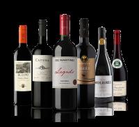 BOX 6 Червени вина от Света