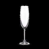 Чаши Ънбрандед за пенливо вино комплект 6 бр.