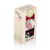 Подаръчна кутия Чорапи Пирин Хил 3 чифта Свети Валентин и вино, 1 бр.