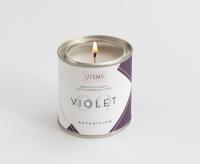 Свещ Айтъмс Виолетки с прясно набрани малини и бонбони,  1 бр.