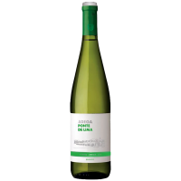 Вино Верде Понтеде Лима 2020, 0.75 л