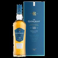 Уиски Глен Грант 18 г Сингъл Малц 43%, 0.7 л