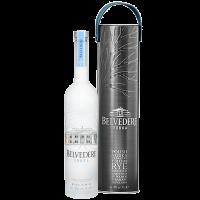 Водка Белведере в метална кутия, 0.7 л