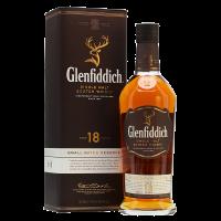 Уиски Гленфидих 18 г., 0.7 л