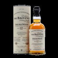 Уиски Балвени Дабълууд 12 г. тубос, 0.7 л