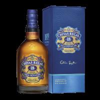 Уиски Чивас Регал 18 г в кутия, 0.7 л