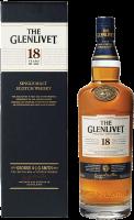 Уиски Гленливет 18 г. в картонена кутия, 0.7 л