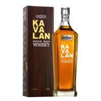 Уиски Кавалан Сингъл Малц 40%, 0.7 л