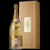 Шампанско Кристал Брут Магнум 2006 в кутия, 1.5 л