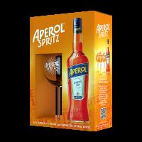 Ликьор Аперол + Шприц чаша, 0.7 л