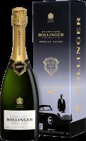 Шампанско Боленже Спешъл Кюве 007 Джеймс Бонд в кутия, 0.75 л