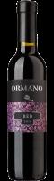 Ормано Червено 2017, 0.375 л