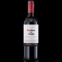 Касиеро дел Диабло Каберне совиньон 2018, 0.75 л