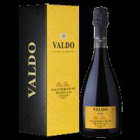 Просеко Валдо Супериоре Оро Пуро Брут Валдобиадене DOCG в кутия, 0.75 л