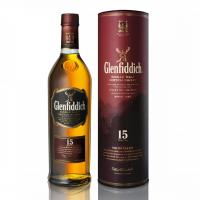 Уиски Гленфидих 15 г., 0.7 л