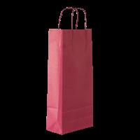 Торбичка Червена двойна с дръжка, 1 бр.