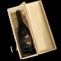 Румелия Мавруд Резерва 2016 в дървена кутия, 0.75 л