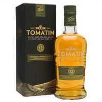 Уиски Томатин 12 г., 0.7 л