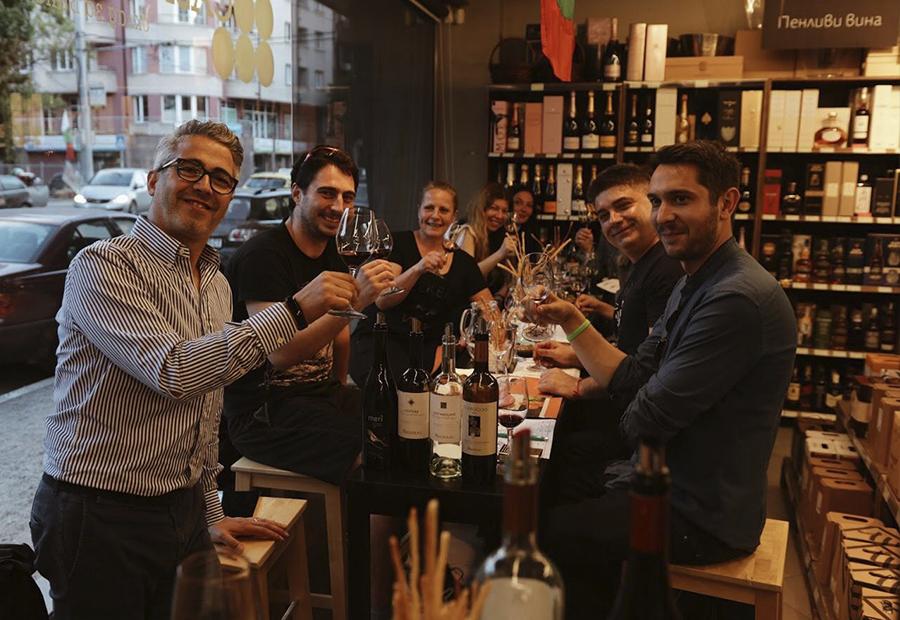 Дегустация – сардински вина Argiolas, с гост Бепе Пина | 28.05.2019